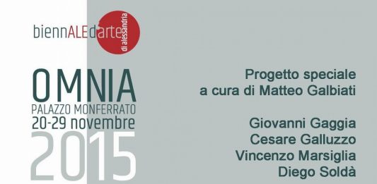 Biennale d'Arte di Alessandria: Omnia