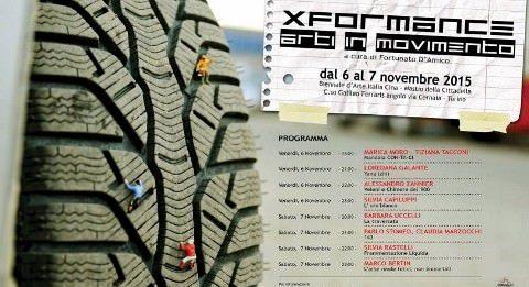 Biennale Italia-Cina – Xformance. Arti in movimento