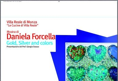 Daniela Forcella – Gold, Silver and colors