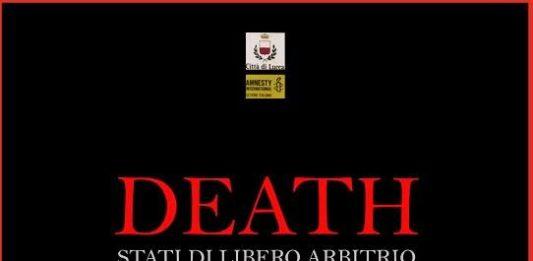 Death. Stati di libero arbitrio