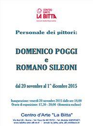 Domenico Poggi / Romano Sileoni