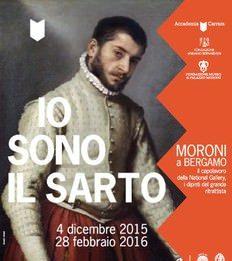 Io sono il Sarto. Moroni a Bergamo