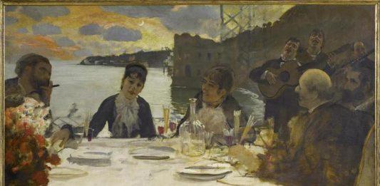 La poesia della tavola da Giuseppe De Nittis a Felice Casorati