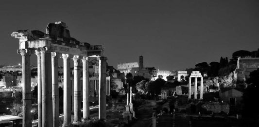 Moreno Maggi – Roma Mon Amour