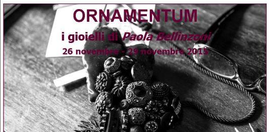 Paola Bellinzoni – Ornamentum