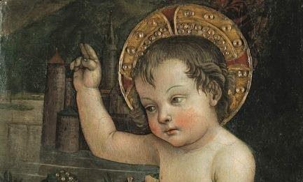 Pinturicchio – Il Bambin Gesù delle Mani