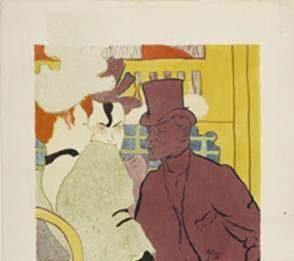 Toulouse-Lautrec. La collezione del Museo di Belle Arti di Budapest
