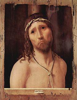 """""""Ecce Homo"""" Immagini da Antonello"""