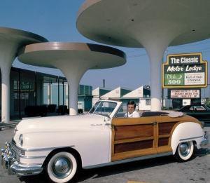 Bill Owens – A car with a vintage