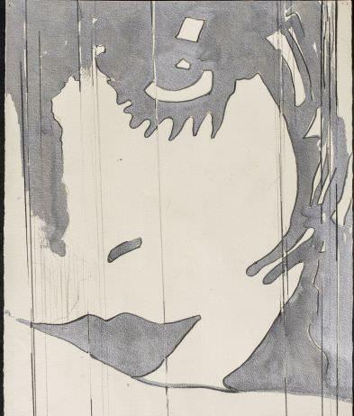 Giosetta Fioroni – Carte anni '60