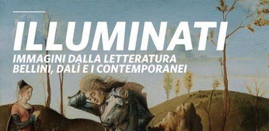 Illuminati.  Immagini dalla letteratura: Bellini, Dalì e i contemporanei