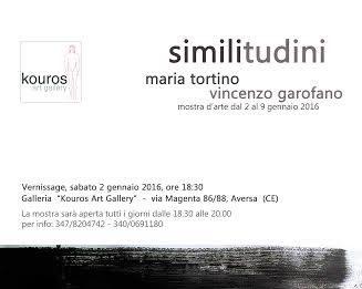 Maria Tortino / Vincenzo Garofano – Similitudini