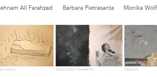 Monika Wolf / Barbara Pietrasanta / Alì Farahzad – Tre