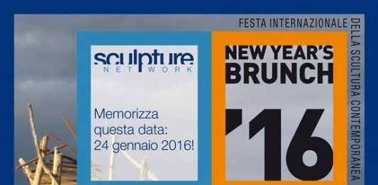 New Year's Brunch 2016. 7 ° Festa Internazionale di Scultura Contemporanea