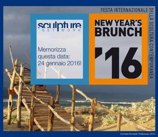 New Year's Brunch 2016. 7 ° Festa Internazionale di Scultura Contemporanea
