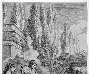 Salvator Rosa e la tradizione incisoria contemporanea