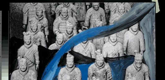 Sandro Chia – I guerrieri di Xi'an