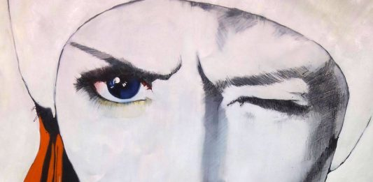 Cleonice Gioia – Pulp Painting