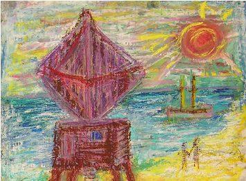 Dagmar Schult – L'isola che C'e'
