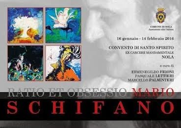 Mario Schifano – Ratio et obsessio