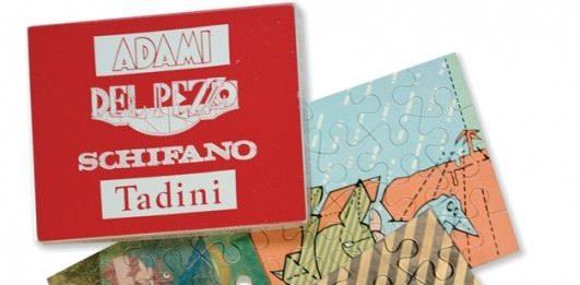 Adami, Del Pezzo, Schifano, Tadini (50 anni dopo…)