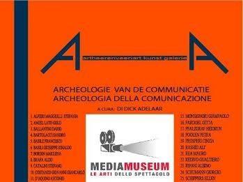ARCHEOLOGIE VAN DE COMMUNICATIE (Archeologia della comunicazione)