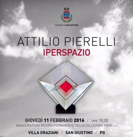 Attilio Pierelli – Iperspazio