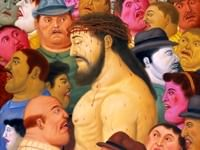 Botero – Via Crucis. La Passione di Cristo