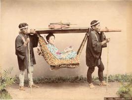 Giappone segreto. Capolavori della fotografia dell'800