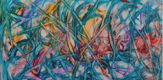 La forza del colore nelle opere di Rita Paola