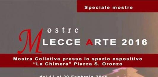 Lecce Arte 2016