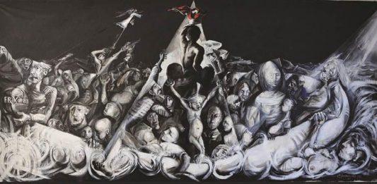Lorenzo D'Andrea – La Zattera dei Migranti
