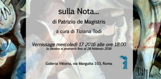 Patrizio de Magistris – Sulla Nota…