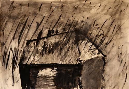 Resilienti, carte di Graziella Reggio e sculture di Mirella Saluzzo