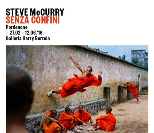 Steve McCurry – Senza confini