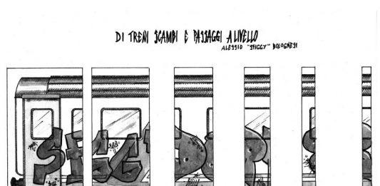 Alessio (Sfiggy) Bolognesi – Di treni scambi e passaggi a livello