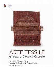 Arte tessile. Gli arazzi di Giovanna Cappello