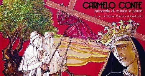 Carmelo Conte – Misteri Scolpiti