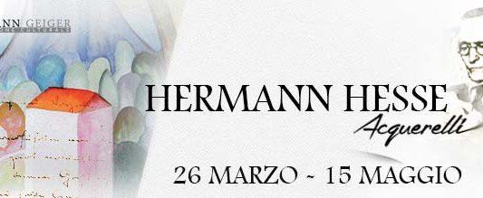 Hermann Hesse – Acquarelli