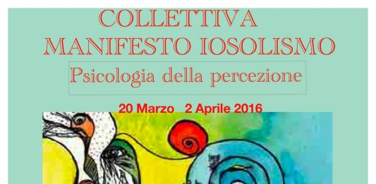 Manifesto Iosolismo Psicologia della Percezione
