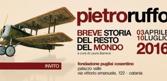 Pietro Ruffo – Breve Storia del resto del mondo