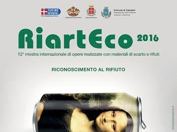 RiArtEco 2016. Il riconoscimento al rifiuto
