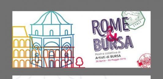 Artisti di Bursa a Roma