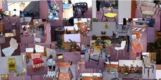Assediare l'arte. Installazioni artistiche alla Rocca di Bagnara