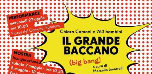 Chiara Camoni – Il Grande Baccano (Big  Bang). Ovvero 763 strumenti a percussione per 763 bambini