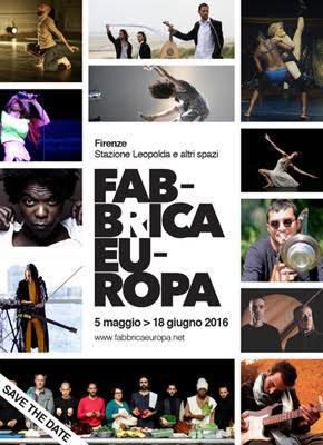 Fabbrica Europa 2016