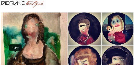 FABRIANOospita Firenze: Fabrizio Bixio Braghieri – Paper People (art edition)