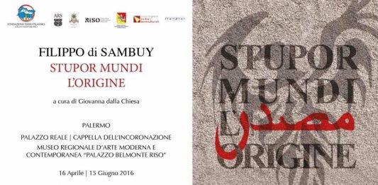 Filippo di Sambuy – Stupor Mundi. L'origine