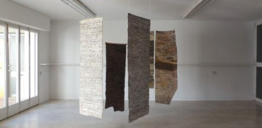 Fred Charap – Muri sospesi. Suspended walls