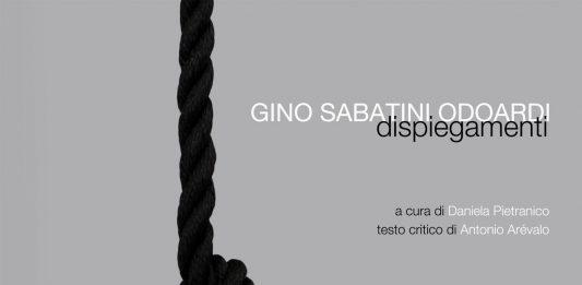 Gino Sabatini Odoardi – Dispiegamenti